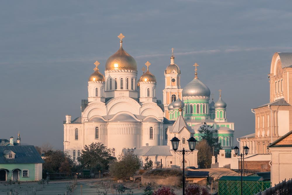 женский монастырь дивеево