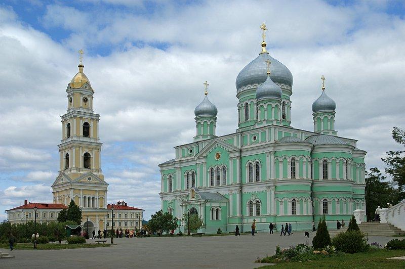 Свято-Троицкий храм Серафимо - Дивеевский монастырь