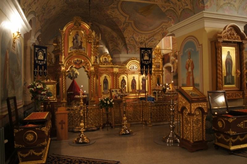схимонахини Параскевы и Марии
