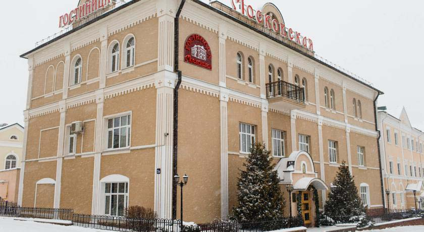 кафе при гостинице Московская в Дивеево