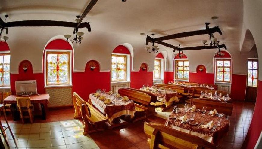 ресторан Малиновый звон в Дивеево
