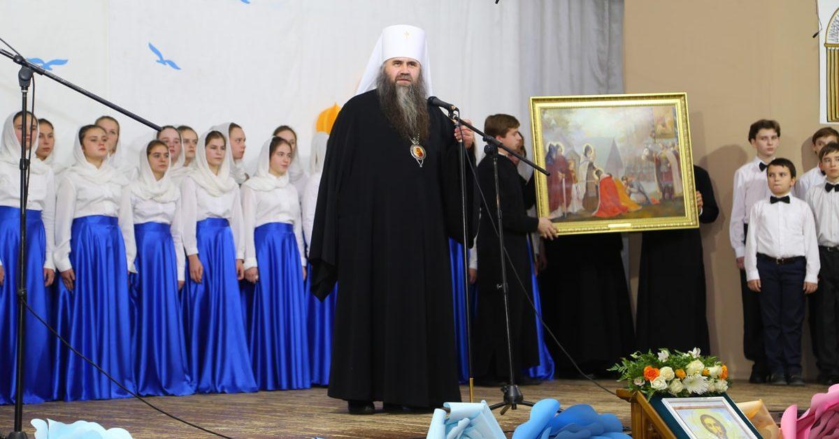 православная школа в дивеево
