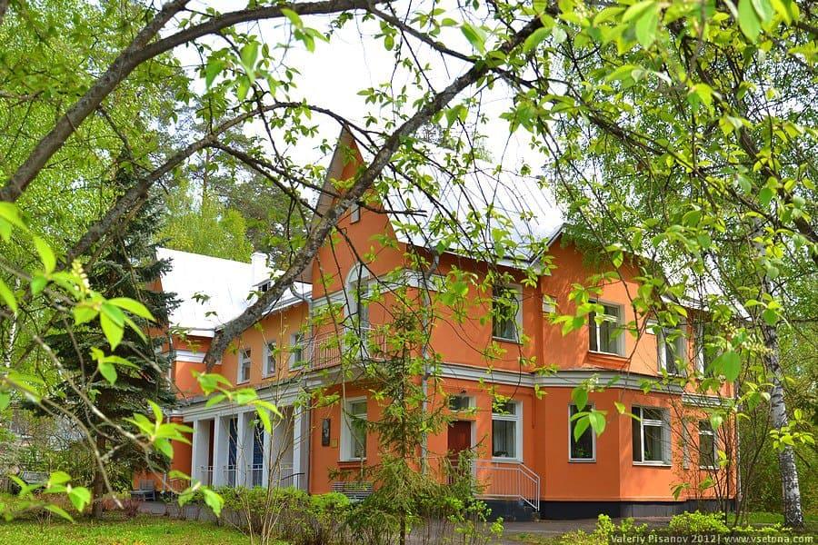 Дом, где работал ученый Юлий Борисович Харитон - достопримечательности закрытого города Сарова