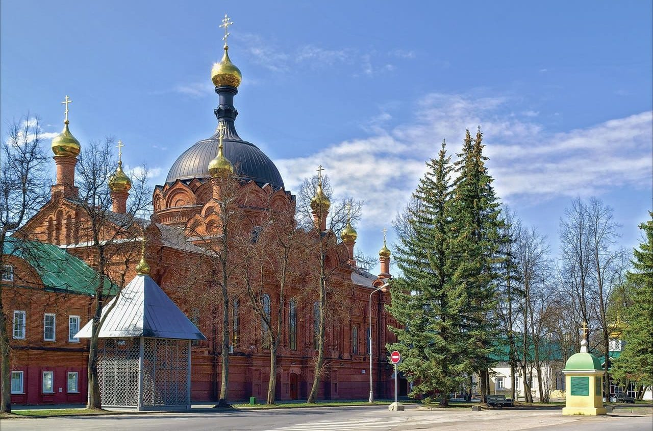 храм серафима саровского в сарове