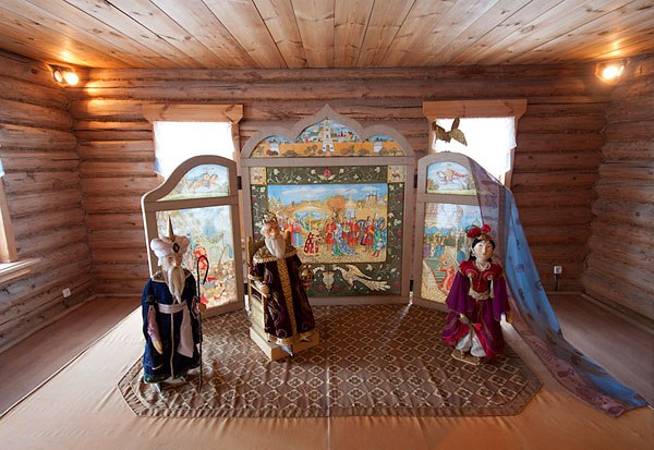 музей пушкинских сказок болдино