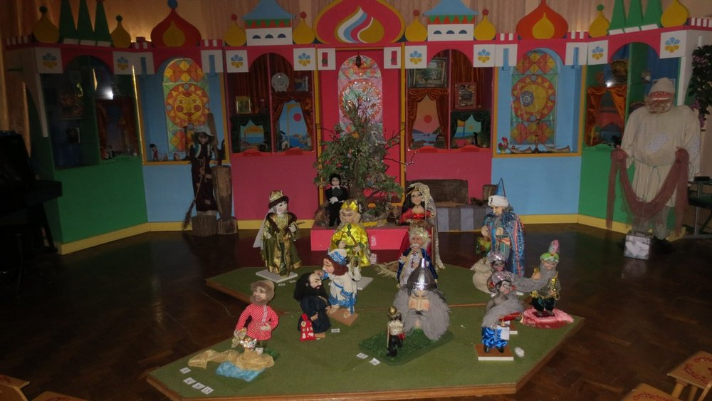 музей пушкинских сказок в болдино