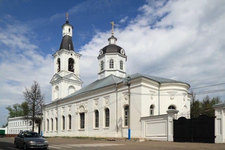 Церковь Живоносного Источника в Арзамасе