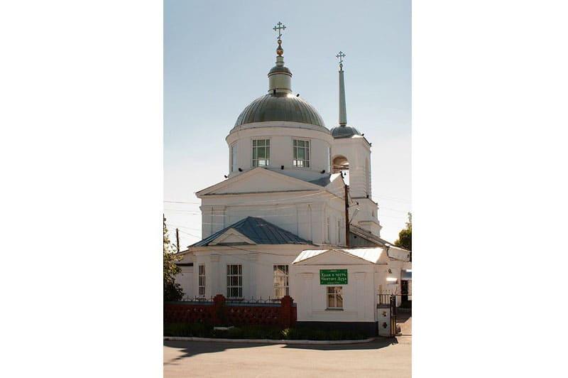Церковь святого Духа в Арзамасе
