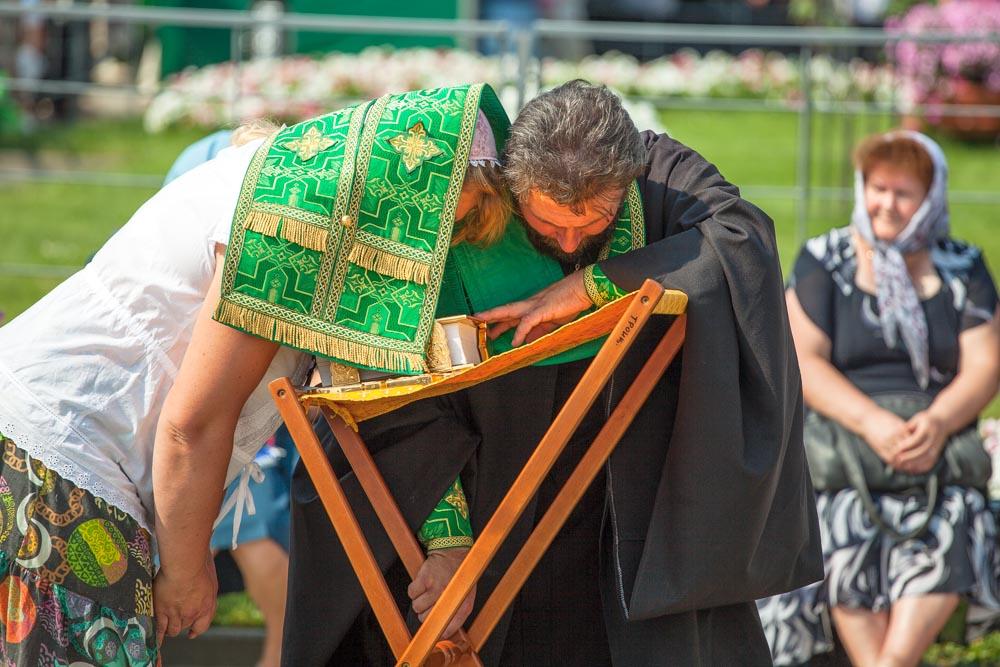 праздник Серафима Саровского