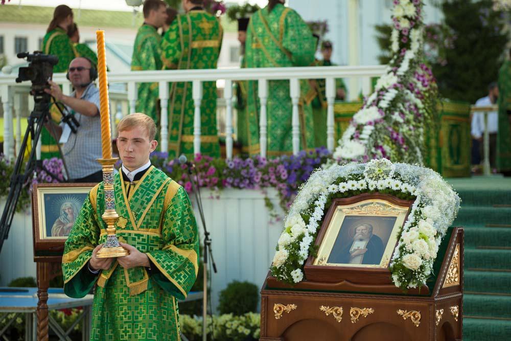 1 августа праздник Серафима Саровского в Дивеево