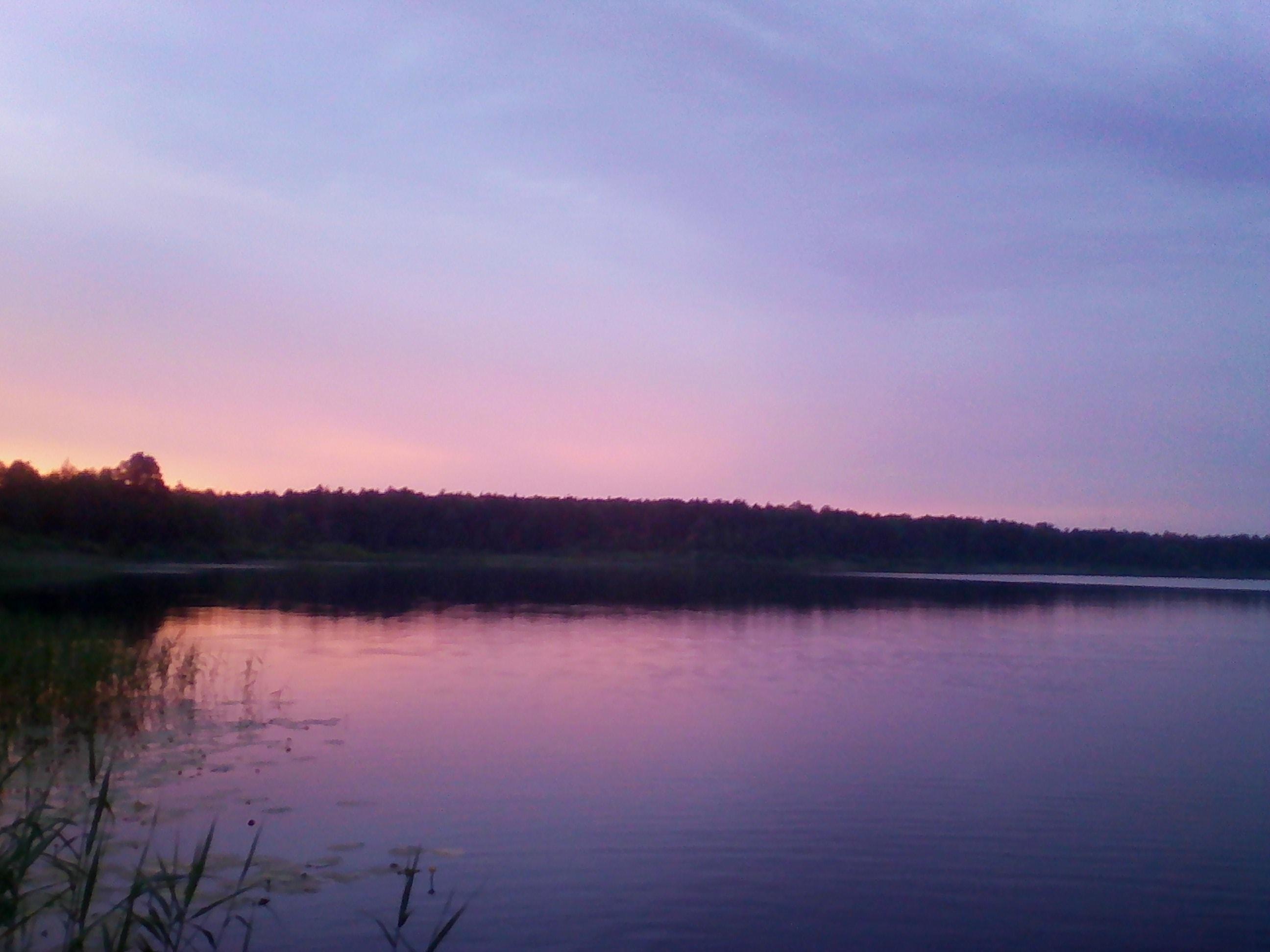 Озера в нижегородской области