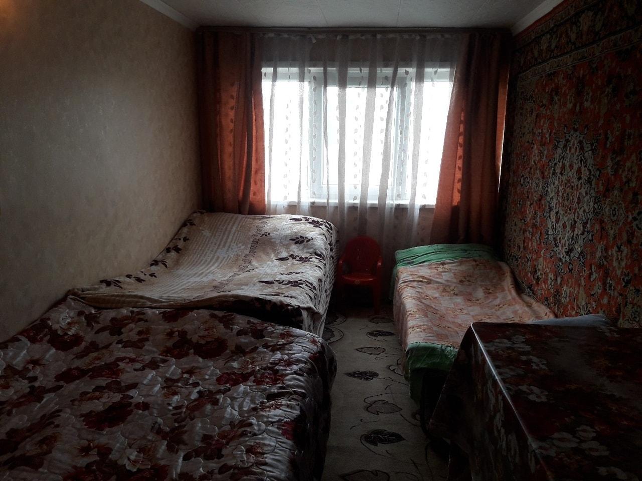 снять комнату недалеко от монастыря и источников