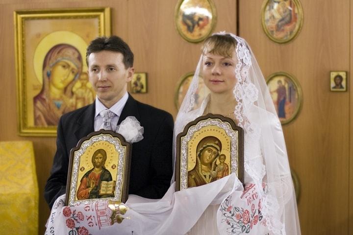 венчание в дивеево