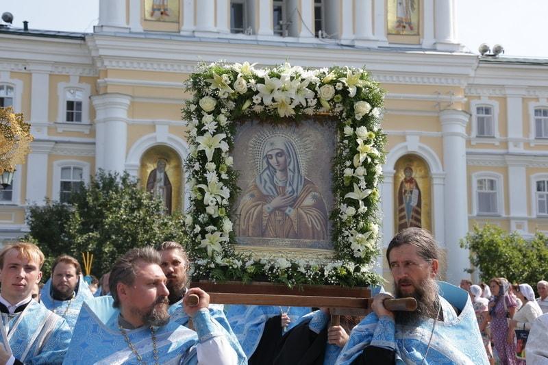 праздник 10 августа в Дивеево