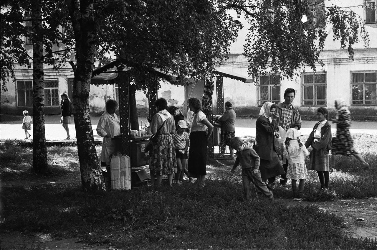 дивеево в советское время