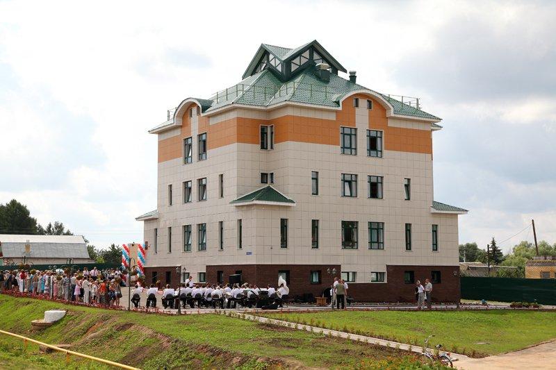 дивеево культурный центр