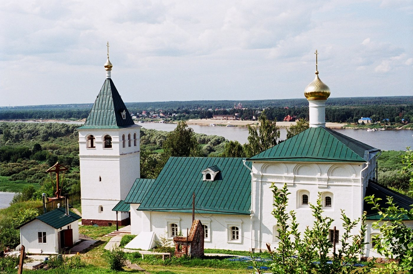 николаевский амвросиев дудин монастырь