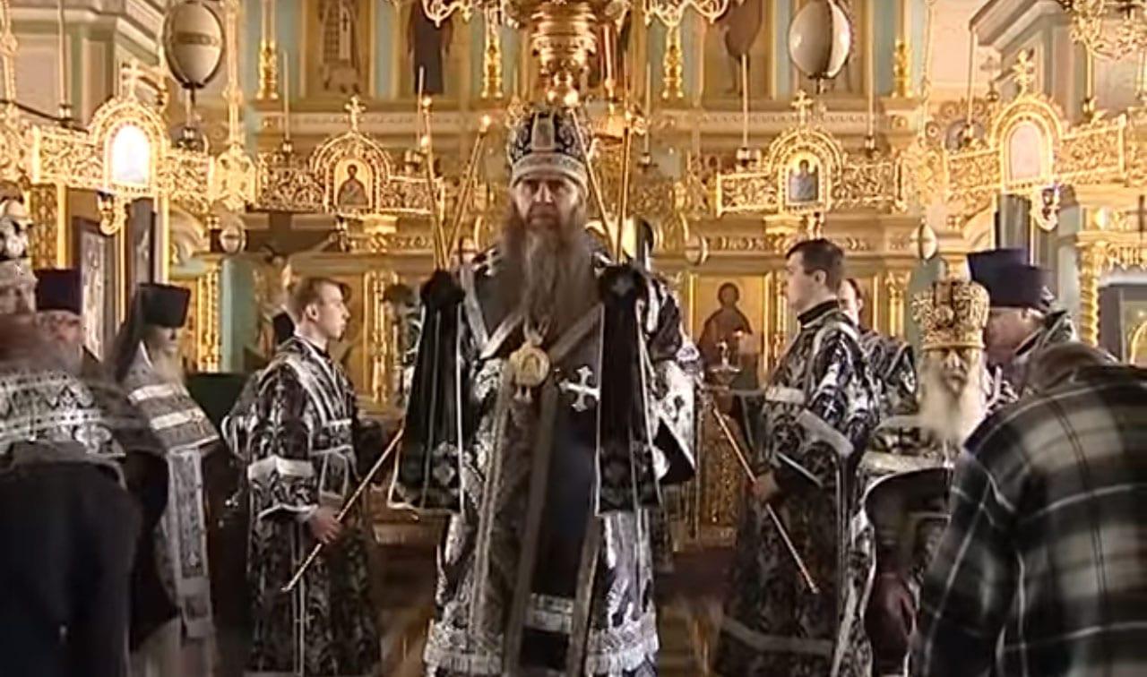 оранский мужской монастырь
