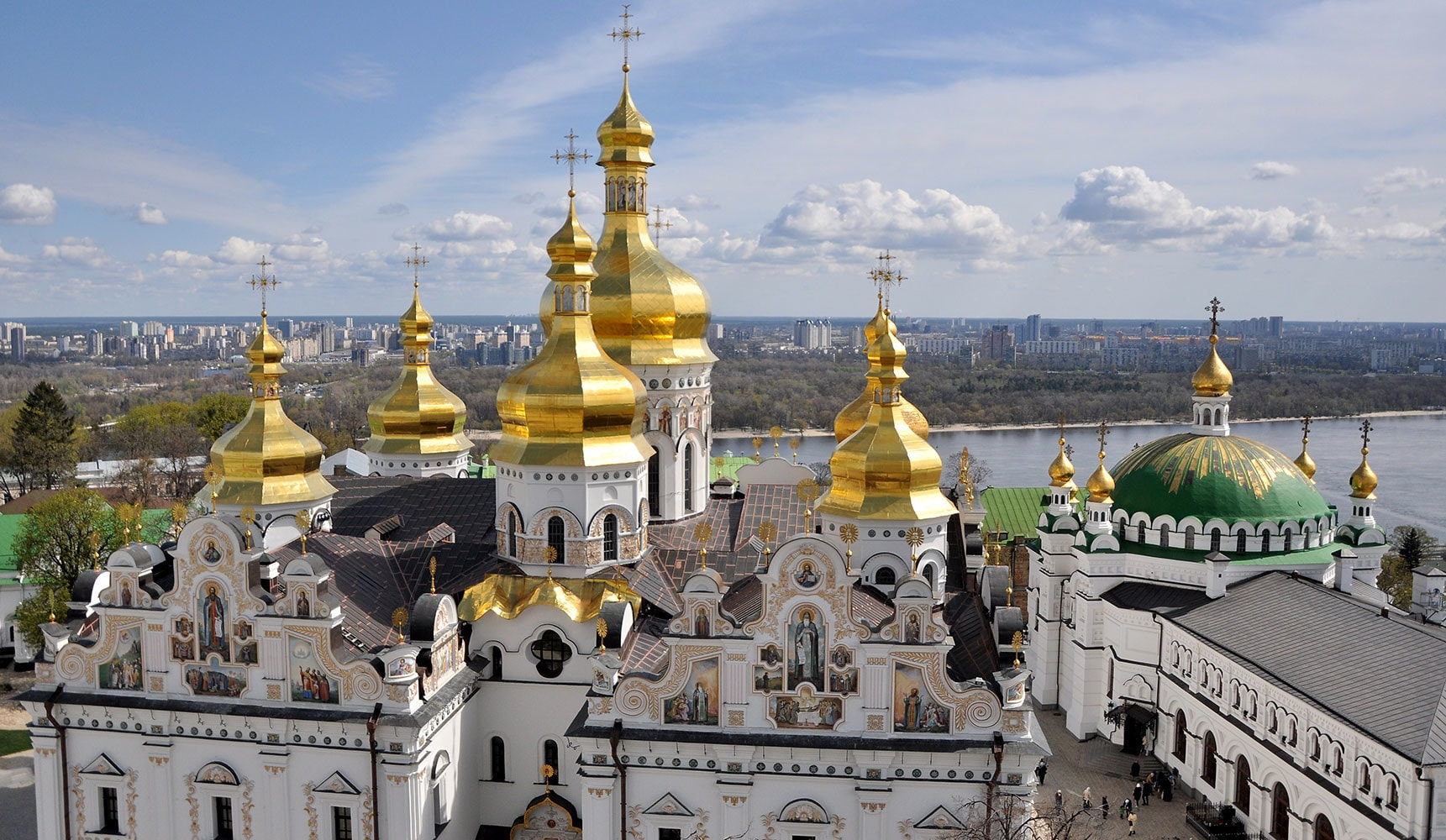 Третий удел Пресвятой Богородицы - Киево-Печерская лавра