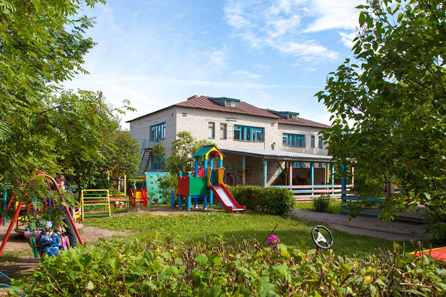 Детский Сад в Дивеево