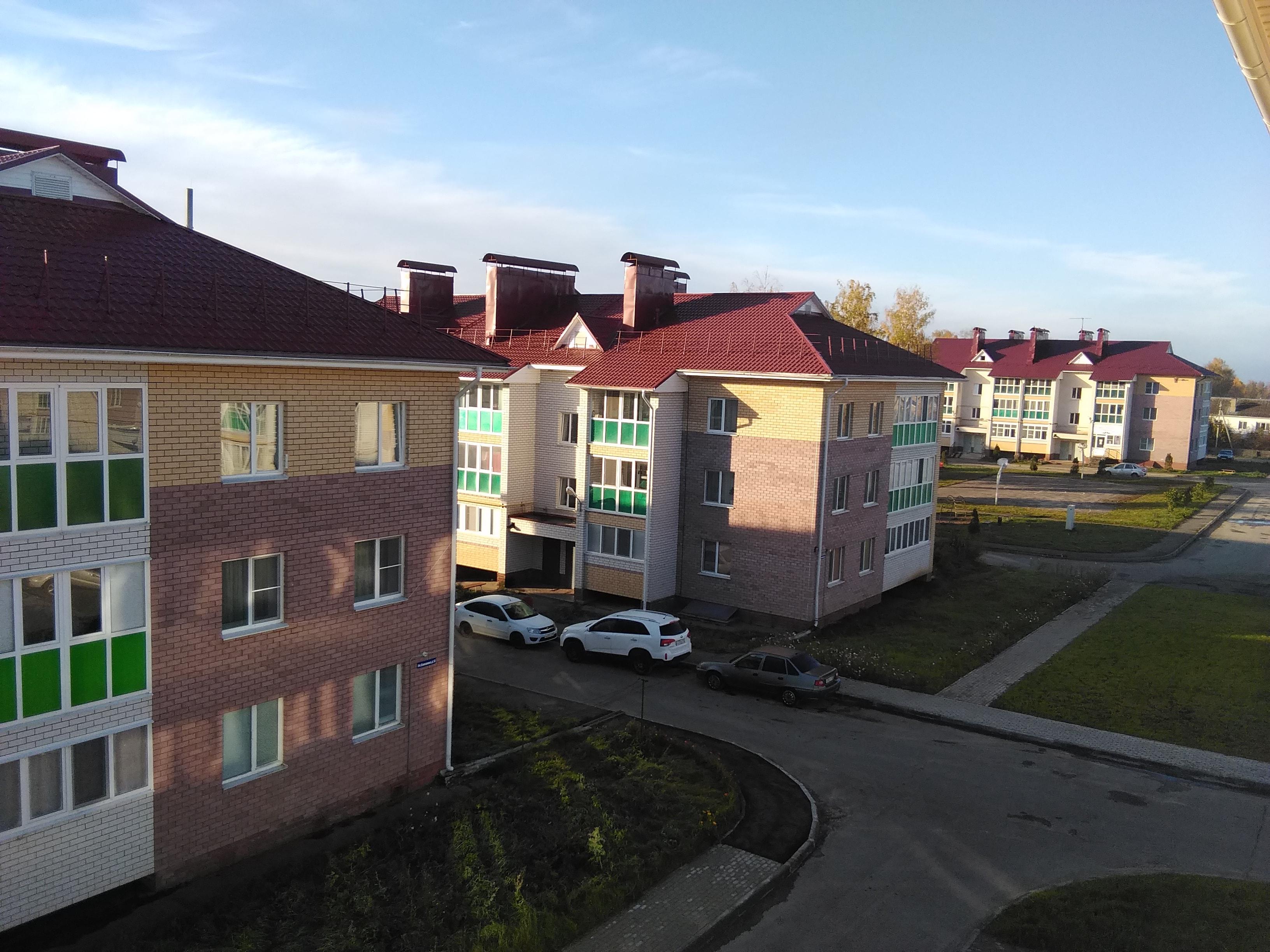 дома в Дивеево