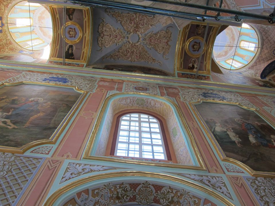 мужской монастырь фролищи