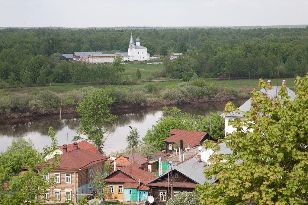 флорищева пустынь нижегородская область