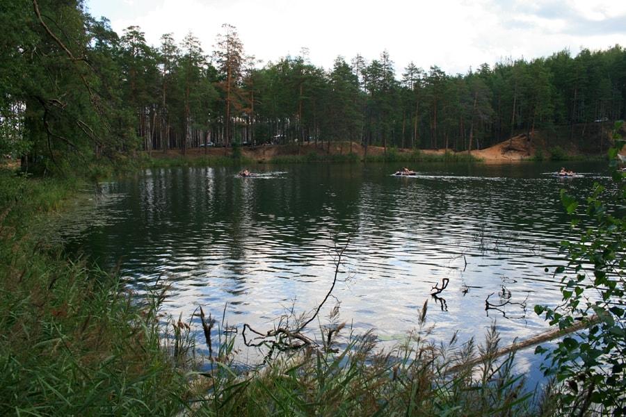 озера Фролищи нижегородской области