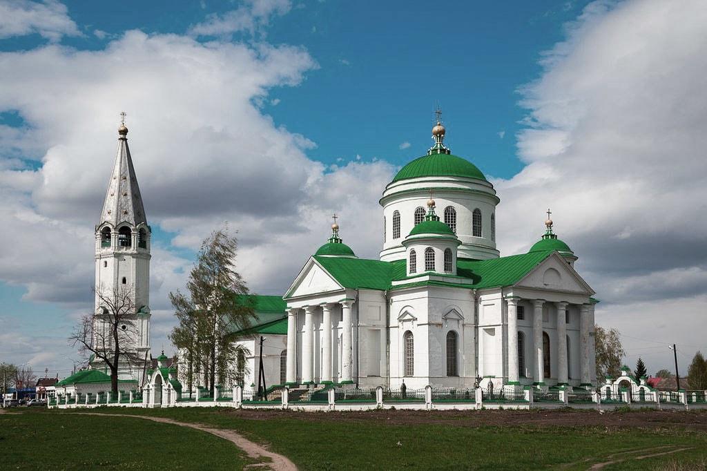 Арзамасский Свято-Никольский монастырь
