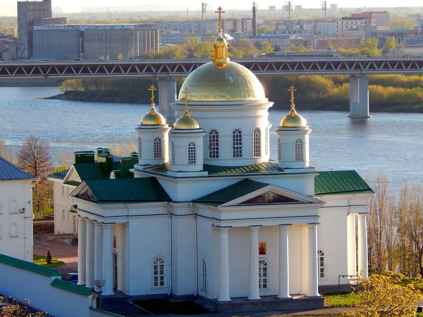 Благовещенский – древнейший, непосредственно в Нижнем Новгороде
