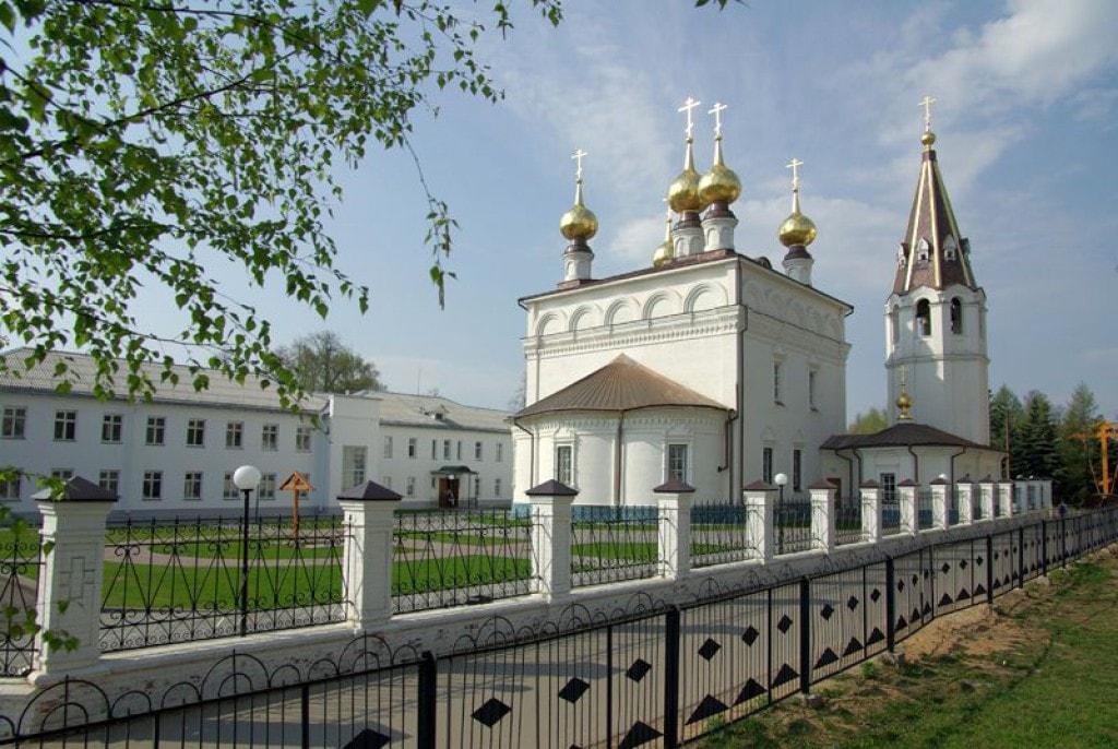 Богородице-Феодоровский монастырь