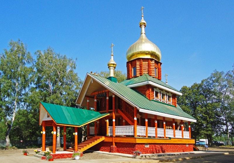 Маровский Крестовоздвиженский монастырь