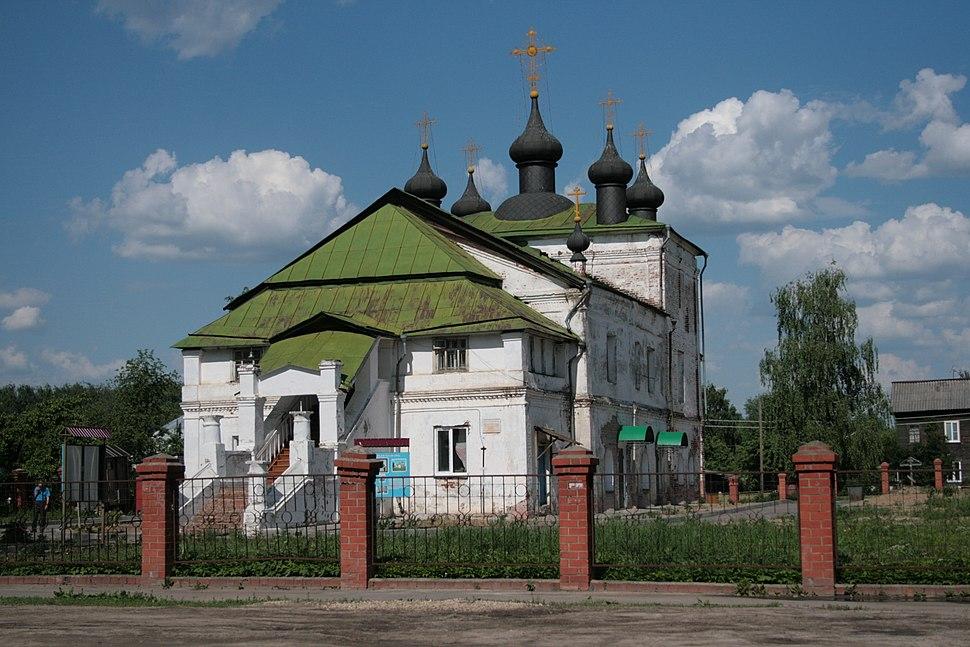 Покровский монастырь-пустынь в Балахне