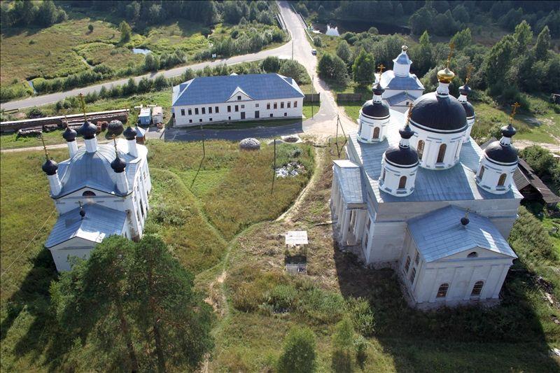 Высоковский Успенский монастырь