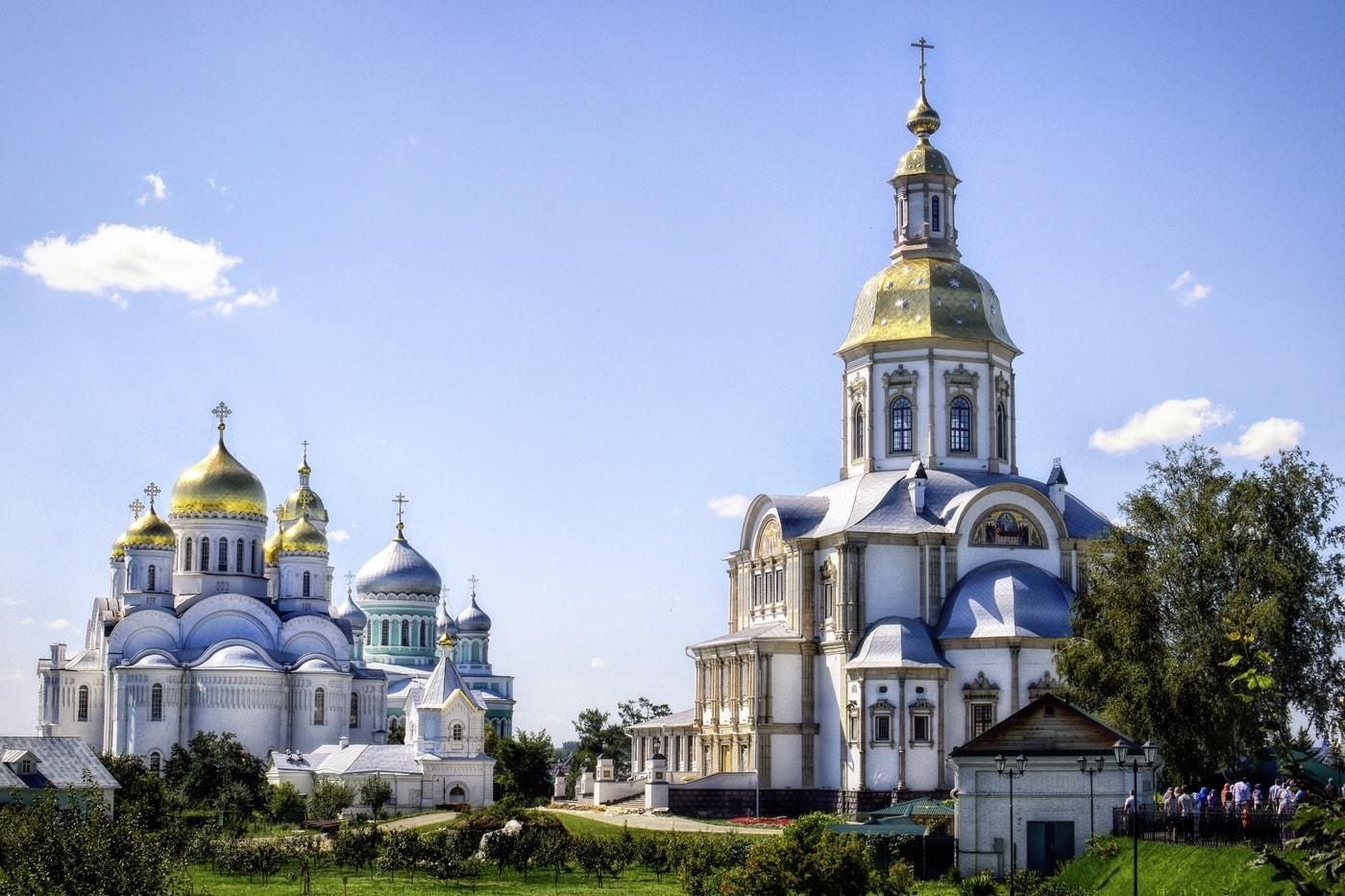 Серафимо-Дивеевская во имя Святой Троицы обитель