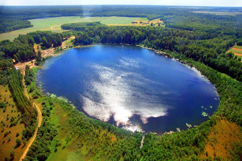озеро светлояр нижегородская область