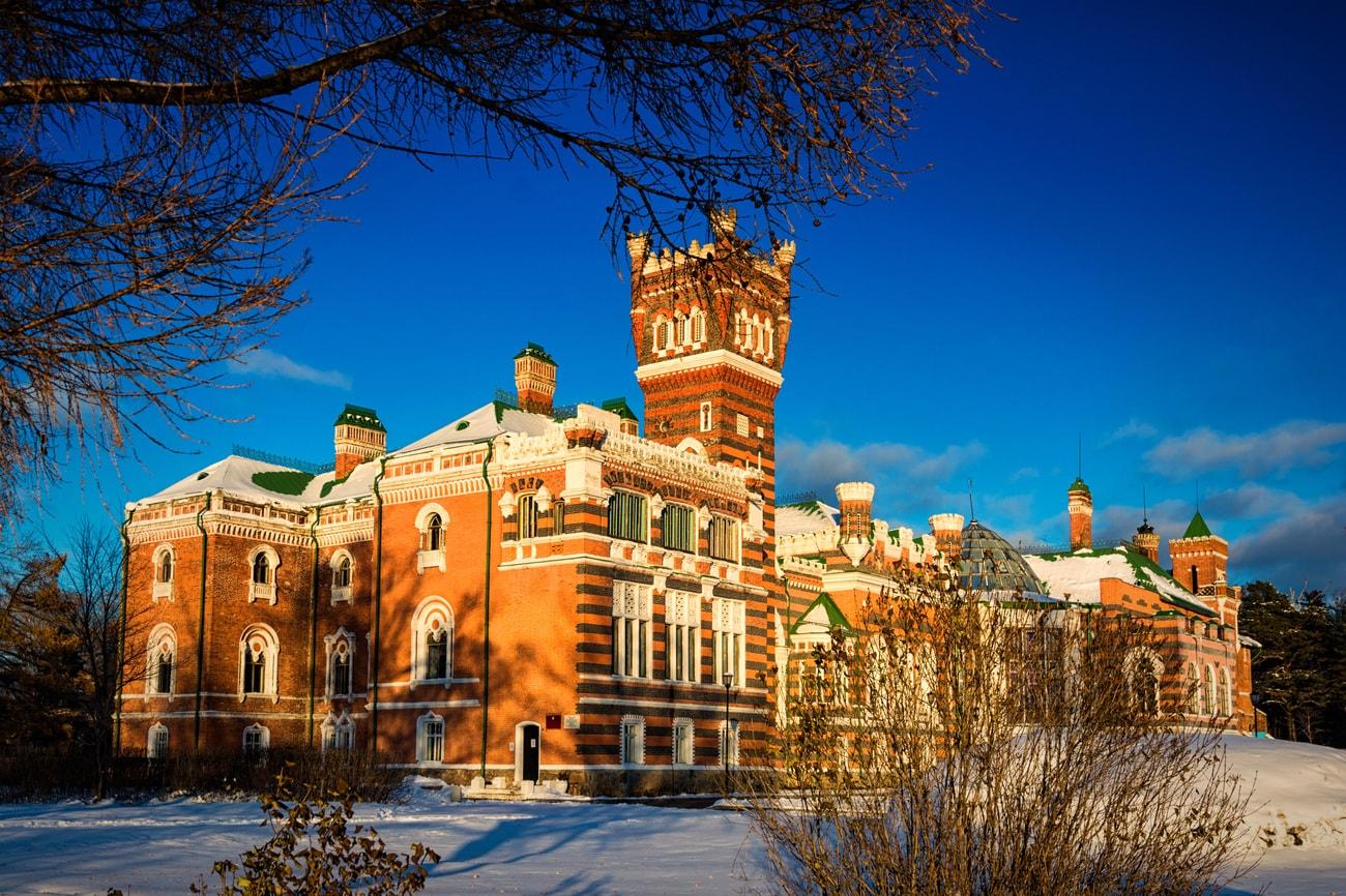 Шереметевский замок Нижегородской области
