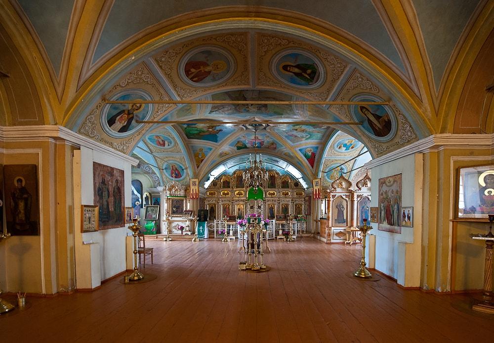 Шереметевский замок Марий Эл
