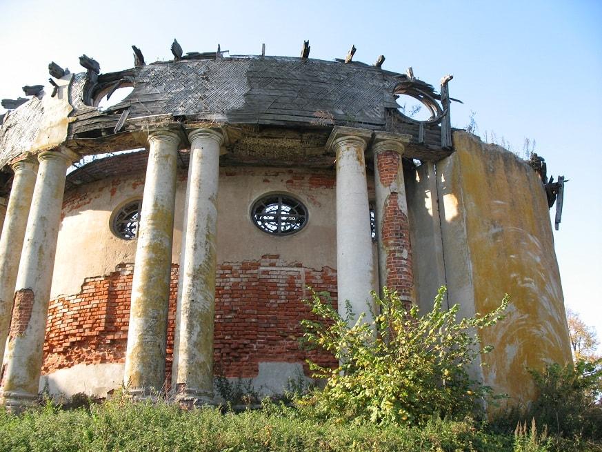 Усадьба Рукавишниковых Богородский район