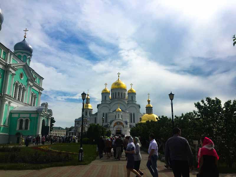 поездка из москвы в дивеево отзывы
