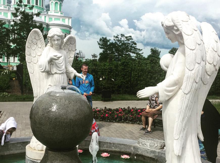 Москва-Дивеево на 1 день