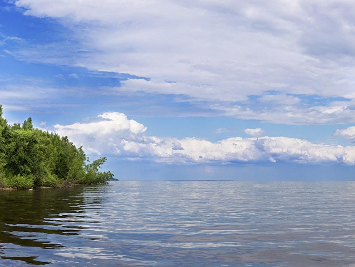 Недорогой отдых в России летом - Горьковское море
