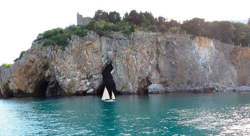 самые интересные места черноморского побережья России