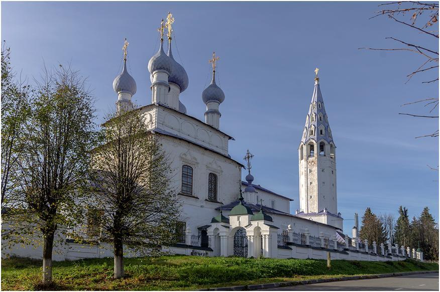 Города России, куда стоит съездить - Палех