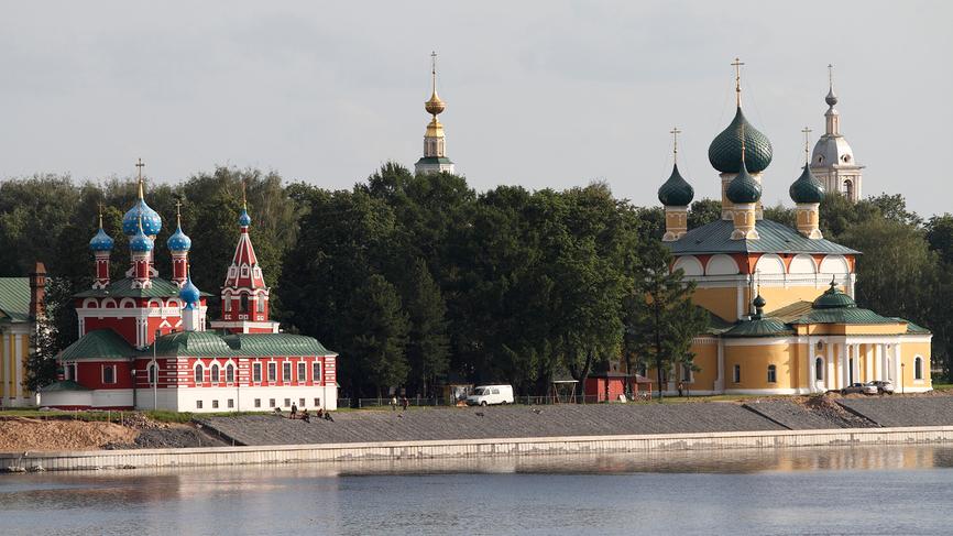 Города России, куда стоит съездить