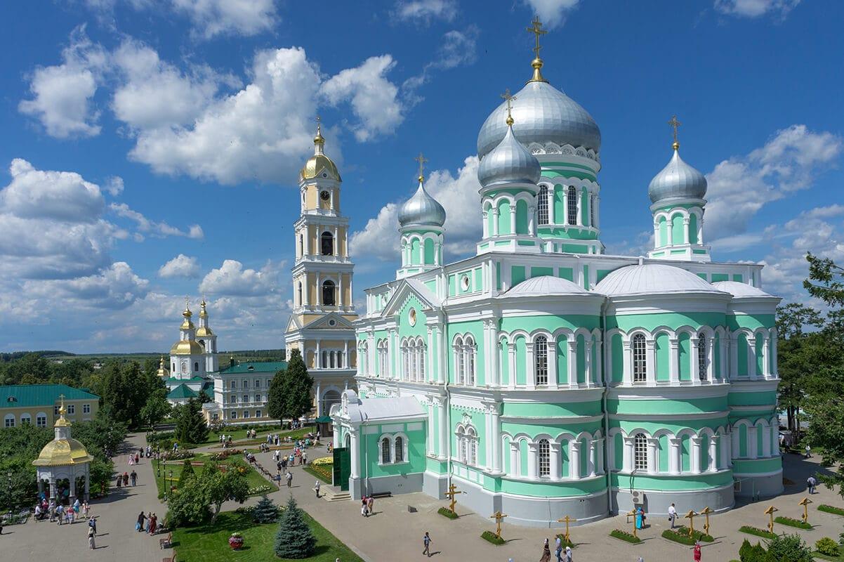 Троицкий собор в Дивеево